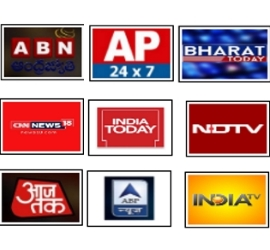 Live Streaming - Watch News Online(Telugu/ English/ Hindi/ Tamil/ Kannada/ Malayalam/ Bengali) - Live TVs